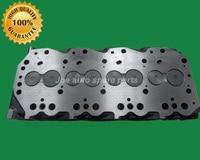 TD27 2.7 8 v montagem da cabeça Do Cilindro completo/ASSY para Nissan Pathfinder/Mistral injector hole: 20 MM 11039-7F400 110397F401 909 112