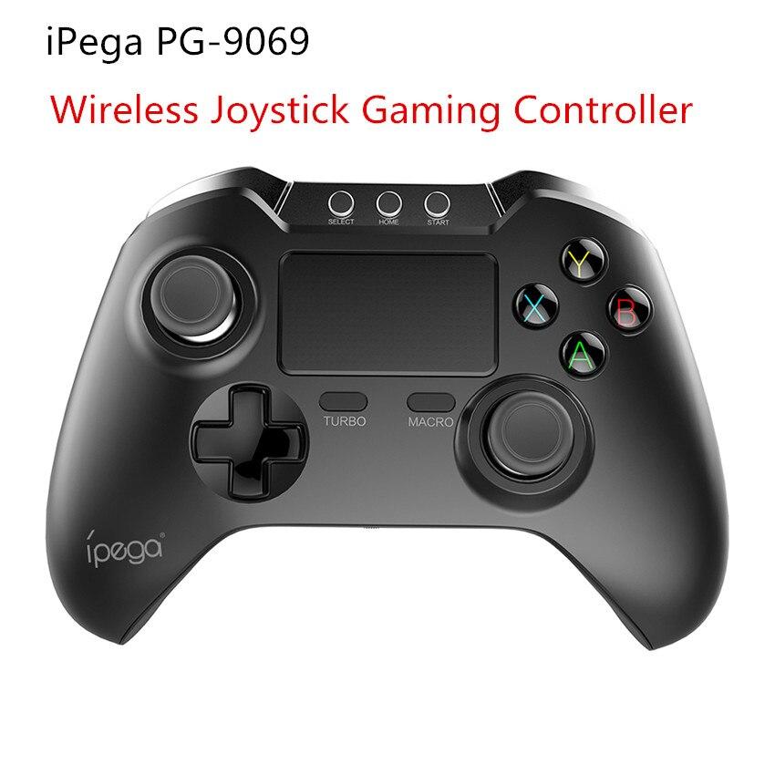 Contrôleur de jeu de manette sans fil Bluetooth iPega PG-9069 pour Smartphone tablette Android iOS