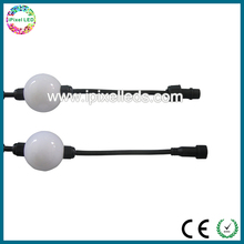 360 viewing pixel led ball ws2801 plastic ball(China)
