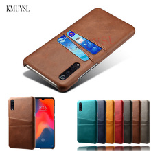 Leather Card Holder Case For Xiaomi Redmi Note 7 8 5 6 Pro M