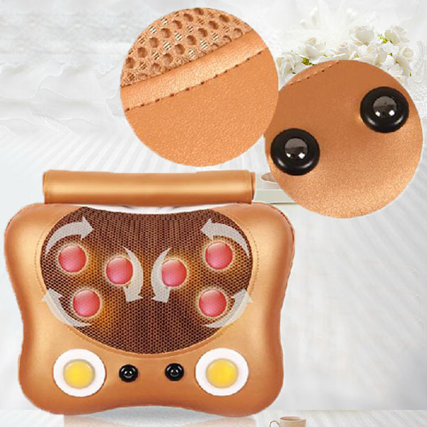 Free Drop Shipping Top Selling New Fashion Massager Pillow Electric neck Massager Cervical Vertebra MassagerFree Drop Shipping Top Selling New Fashion Massager Pillow Electric neck Massager Cervical Vertebra Massager