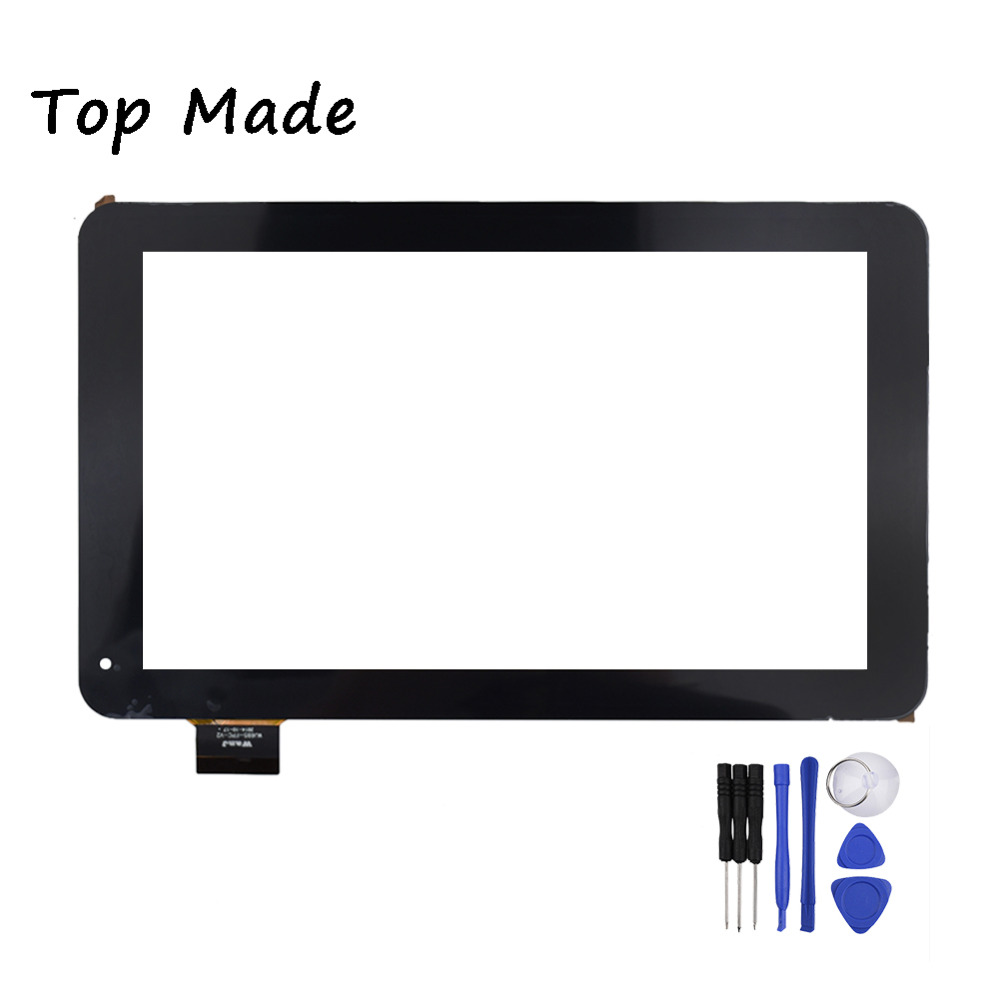 все цены на 9 Inch Touch Screen for TurboPad 911 912 Tablet Digitizer Plass Panel Replacement Sensor Touchscreen Free Shipping (check cable) онлайн