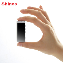 Best Buy Voice Recorder Shinco F1 32G Dictaphone Alloy HIFI  Audio Player Mini Professional Digital Sound Activated Recorder Device