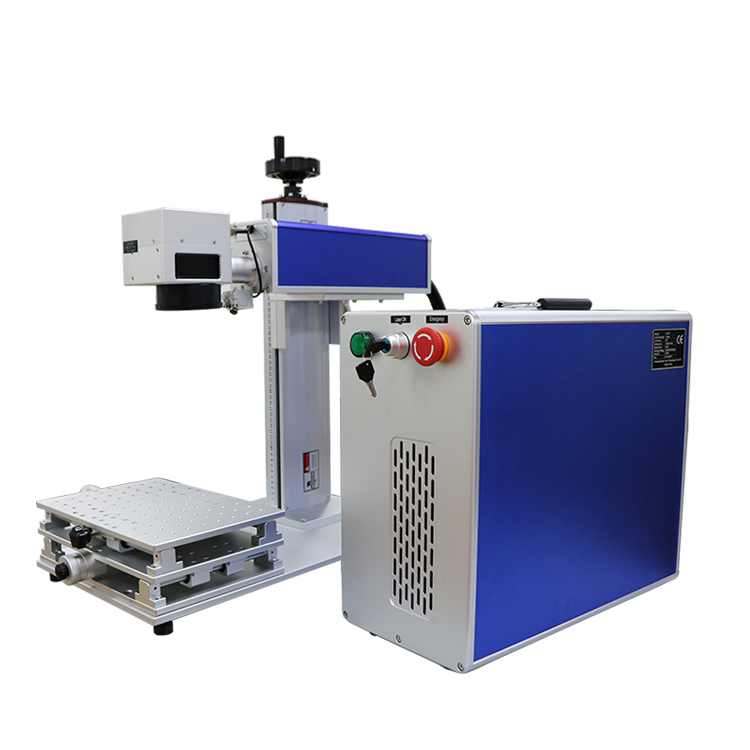 High Quality Competitive Price 20w Fiber Optical Laser Marking Machine For Sale