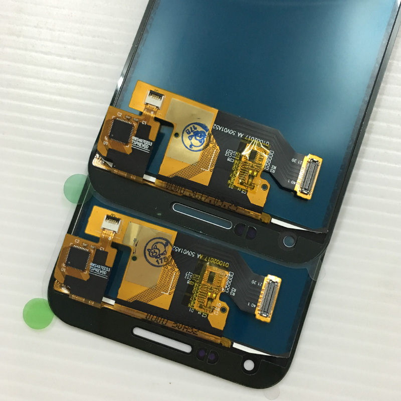 For Samsung Galaxy E5 E500 E500F E500H E500M Touch Screen Panel Digitizer Sensor Glass + LCD Display Monitor Assembly