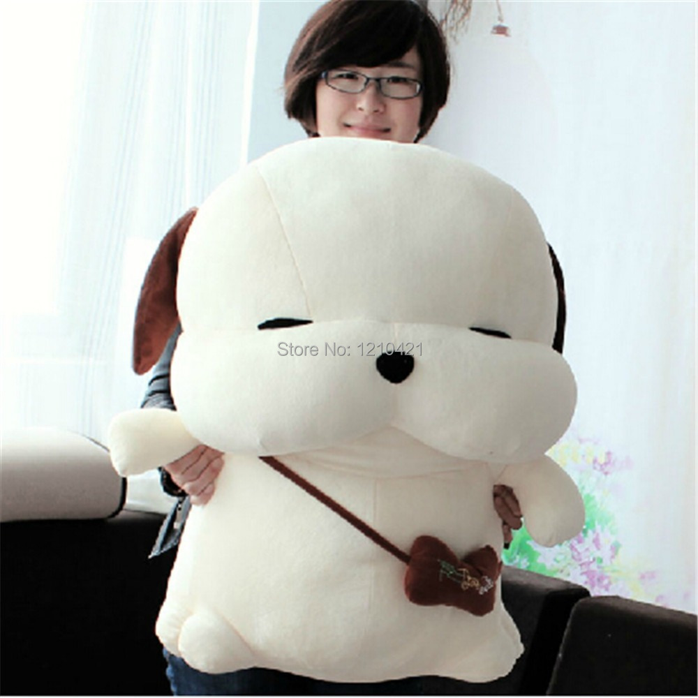 1Pcs Fashion New 30cm Korean Lovely Plush Toy Dog Pillow Rogue Dog Stray Dog Doll Best Gift for Christmas