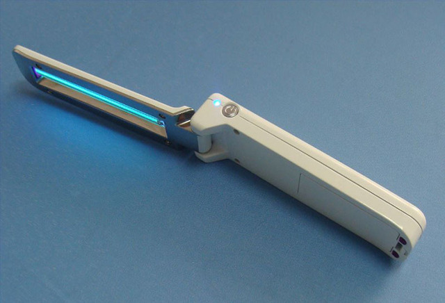 Hot!!! Retail best gifts of health care product UV germicidal sanitizer UV lamp sterilizer wand