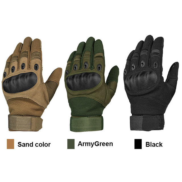 OZERO Motorcycle Gloves Super Fiber Reinforced Leather Motocross Motorbike Biker Racing Car Riding Moto Gloves Men 9024 2