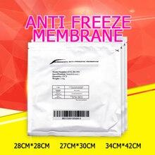 New 30pcs Antifreeze Membranes Pad Patch 28*28cm For Cool Body Fat Burn Machine novel modifications on polyethersulfone membranes
