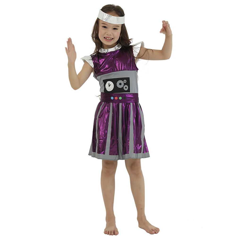 Halloween Costumes For Children Girls Outer Space Cutie Costume
