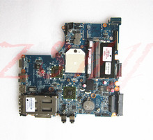 for hp probook 4325s laptop motherboard 607655-001 ddr3 Free Shipping 100% test ok 583077 001 for hp probook 4510s 4710s 4411s laptop motherboard pm45 ddr3 ati graphics