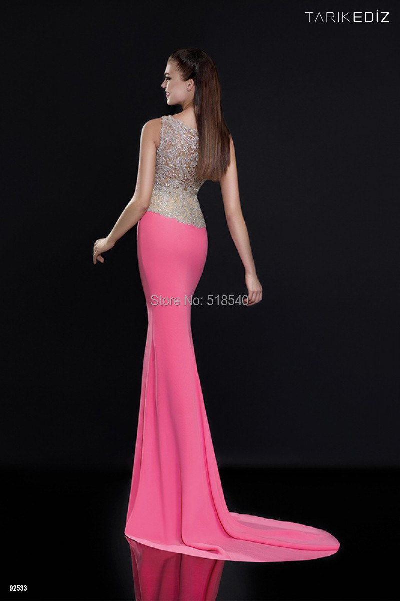 RI 60 new tarik ediz prom mermaid evening dresses 2015 fashion bling ...