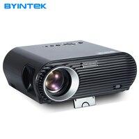 BYINTEK BL127 2017 Thiết Kế Mới 720 P 1080 P Movie Cinema USB HDMI fulL hD VGA Home Theater Projector Kids video chiếu
