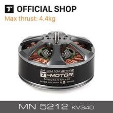 T-MOTOR kualitas Tinggi brushless RC MN5212 KV340 untuk quadcopters helikopter UAV rc drone hexacopter