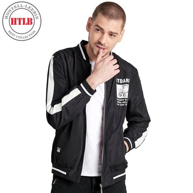 Htlb 2017 Reversible Ma1 Bomber Streetwear Jacket Coat Men Brand New