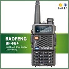 Бесплатная доставка Новый baofeng bf f8 + двухдиапазонный vhf/uhf
