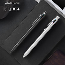 WIWU Stylus Pen for Apple iPad iPhone High Precision Touch Pencil Rechargeable Pro Universal Tablet