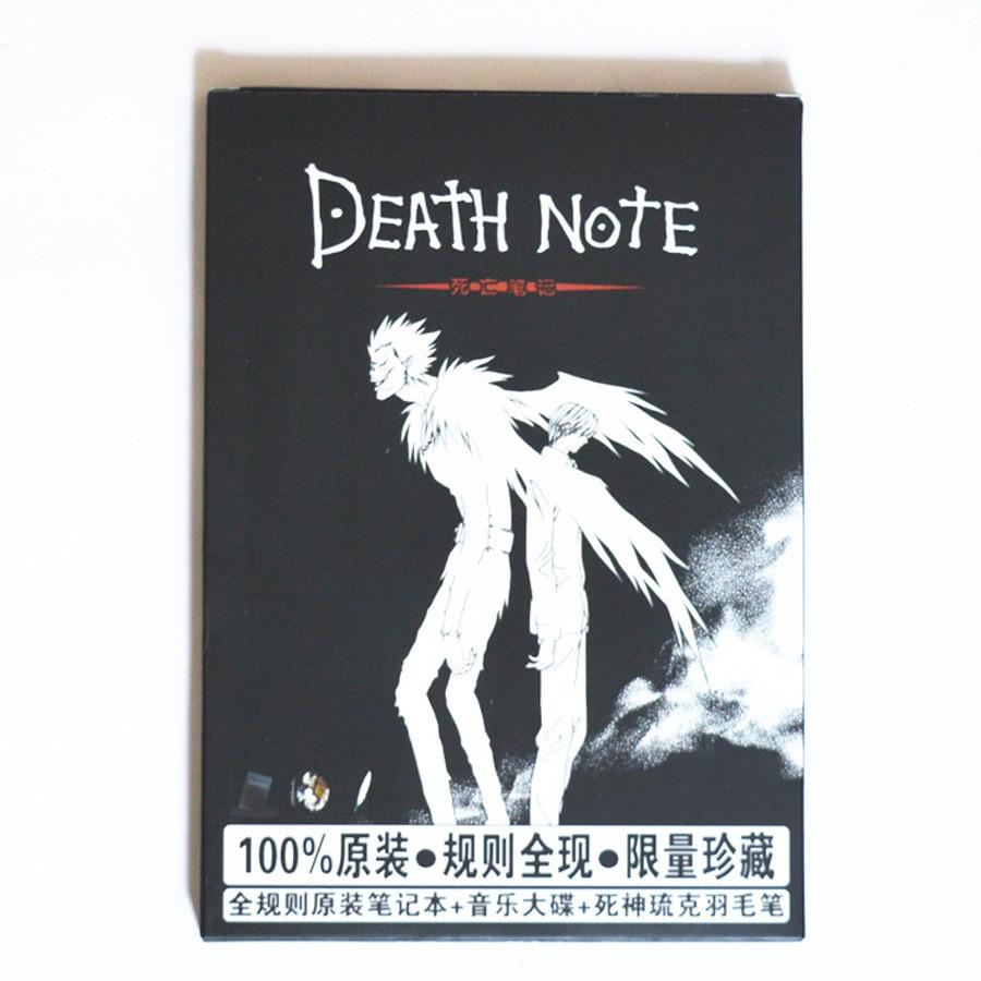все цены на Dokibook Death Note Book Notebook Planner Notebook Agenda Sketchbook Diary Caderno papelaria personal cuadernos nootbook онлайн