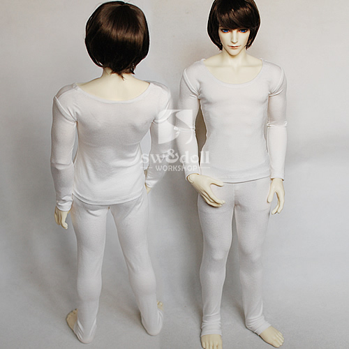 1/3 scale BJD Underwear for doll BJD/SD Accessories doll clothes only sell Pajamas.not include doll iplehouse /SOOM Chest 37cm