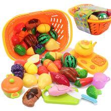 Детские игрушки для ролевых игр на кухне 20 шт обучающих ресурсов