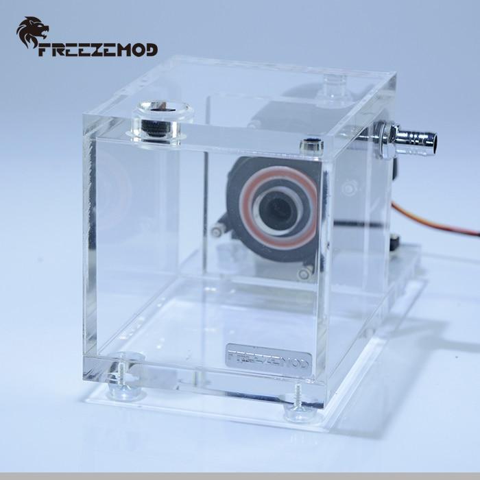 FREEZE MOD computer water cooling Pump water tank integrated industrial instrument speed head 7 meters flow