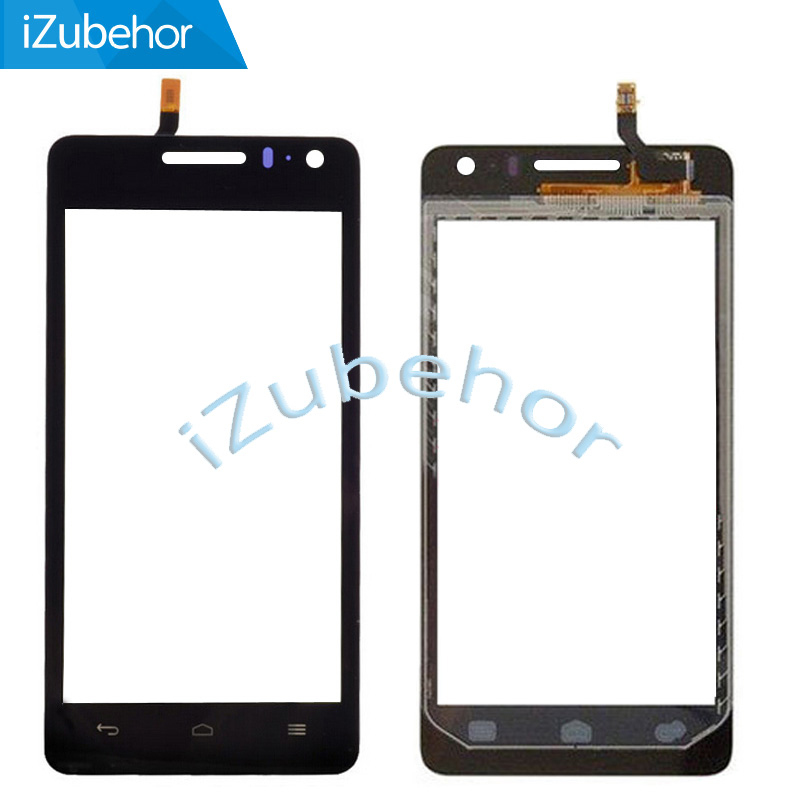 100% Gurantee White/black Color Touch Screen Digitizer For HuaWei Honor U8950D U9508 Ascend G600 By Free Shipping