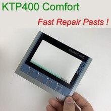 6AV2124-2DC01-4AX0 6AV2 124-2DC01-4AX0 KTP400 Membrane Keypad for SIMATIC HMI Panel repair~do it yourself, Have in stock