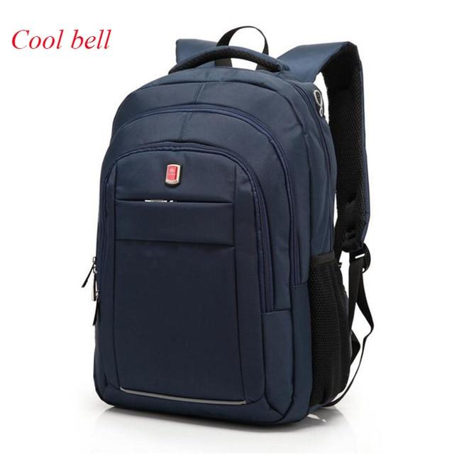2669ca98d556d Bien campana de los hombres de la marca de viajes bolso hombre mochila  bolsas de Nylon
