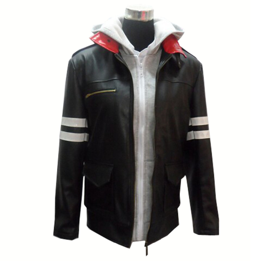 2017 High Quality Prototype Alex Mercer Alexander J Mercer Cosplay Costume Jacket+Hoodie