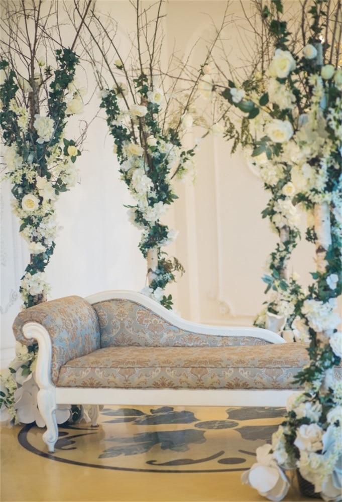 sofa studio laeacco photographic backdrops customized branch backgrounds portrait flowers interior background