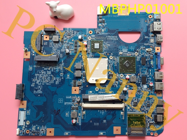 MBPHP01001 48.4FN01.011 For Acer Aspire 5542G 5542 amd Motherboard with ATI Mobility Radeon video 512MB DDR2
