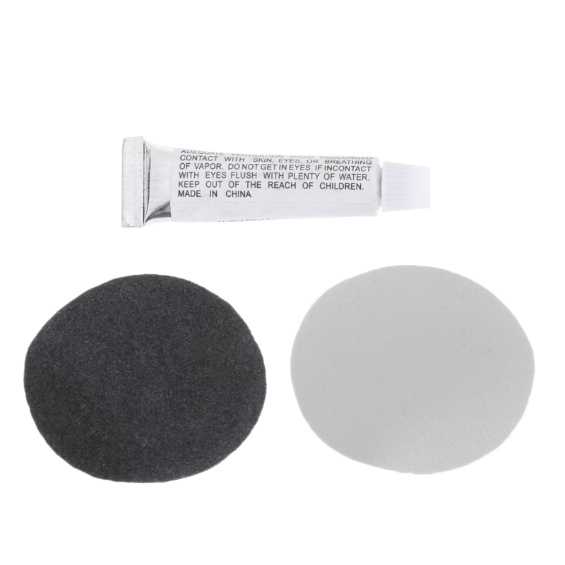 1pcs PVC Inflating Air Bed Boat Sofa Repair Kit Patches Glue For Air Mattress