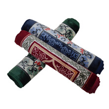 80*120 см Исламская мусульманская молитва коврик салат Musallah молельный коврик ковер Исламской коврик для молитвы Karpet паломничества Одеяло