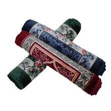 80*120cm Islamic Muslim Prayer Mat Salat Musallah Rug Tapis Carpet Praying Karpet Pilgrimage Blanket