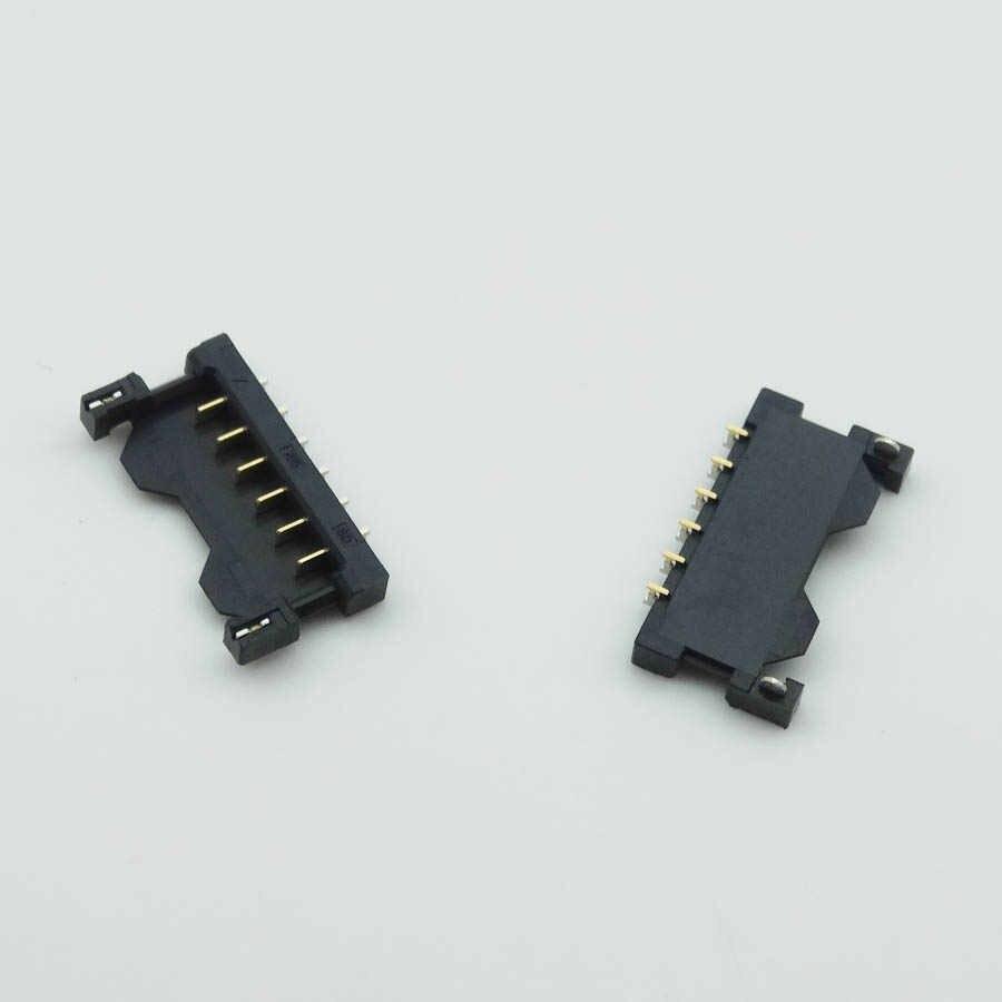 Untuk Samsung Galaxy Tab 4 10.1 T530 T531 T535 Inner FPC CONNECTOR Battery Holder Clip Kontak