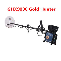 Professional Underground Metal Detector GHX 9000 Treasure Hunter LCD Display GHX9000 Gold Finder Detector