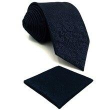 купить!  E14 Темно-синие геометрические шелковые галстуки для мужчин. Лучший!