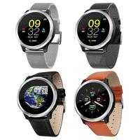 E18 ECG PPG Smart Watch IP68 Waterproof HRV Blood Pressure Heart Rate Band