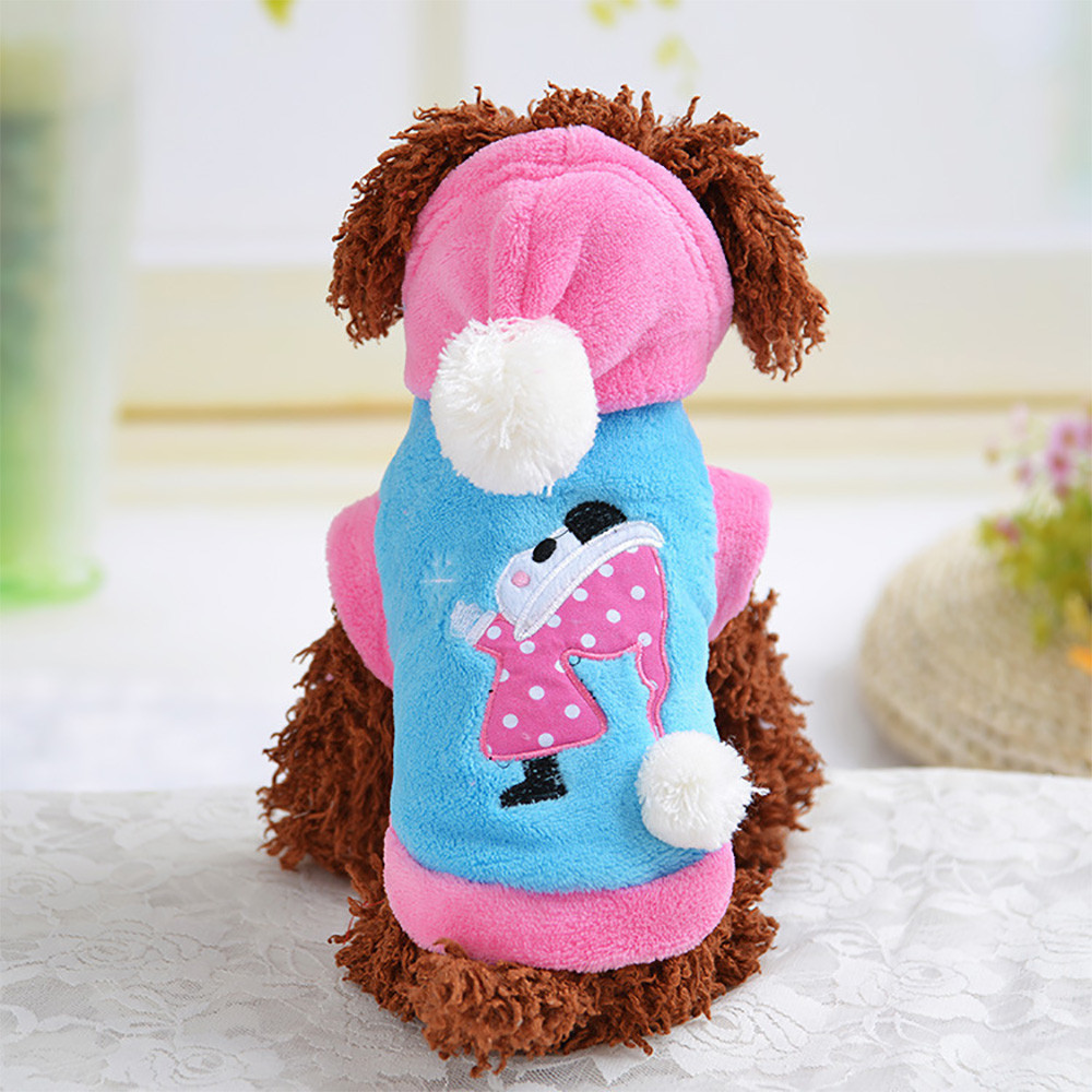 Dog Clothes For Small Dogs Pet Products Clothing Christmas Winter Pet Clothes Keep Warm Dog Clothing Puppy Dog