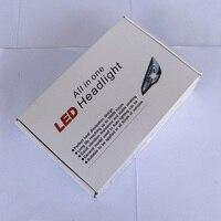 8 шт. 2 x светодиодный чипов 60 Вт 6000LM H4/9004/9007/H13/H1/H7 /H3/9005/9006/H11 фар комплект