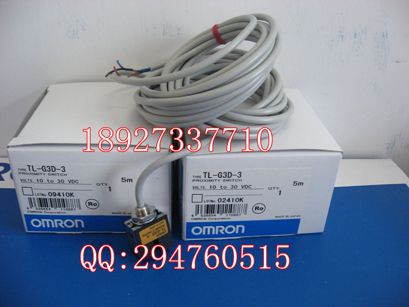 [ZOB] 100% new original OMRON Omron proximity switch TL-G3D-3 factory outlets new original proximity switch im12 04bns zw1
