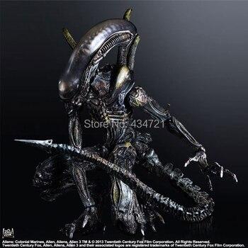 "ALIENS:  Kai-NO.1 Luaker  Alien 8"" Action Figure New in box original package"