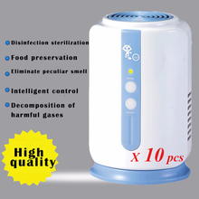 10pcs/lot Household Refrigerators Ozone Generator Fruit and Vegetable Preservation Air Purification Disinfection N 328