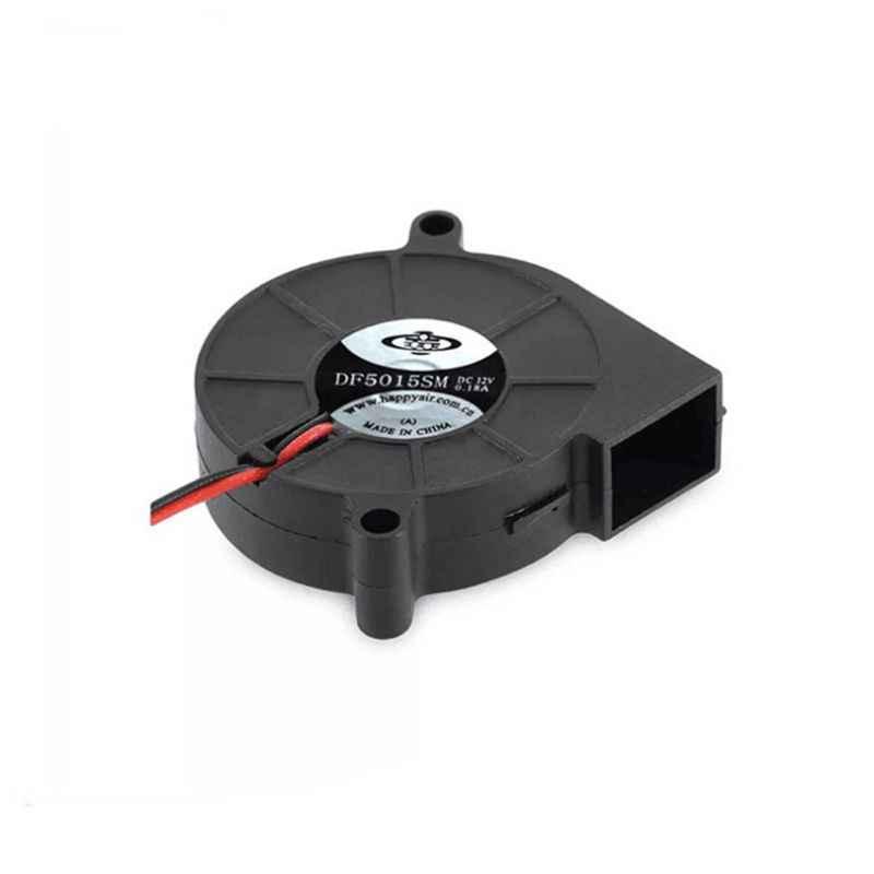 DC12V Ultra Silent Radial Turbo Blower Fan Pendingin Kipas Pendingin untuk 3D Printer Aksesoris