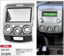 Frame +android 6.0 car dvd for mazda BT-50 2006-2011 ford ranger everest 2006+ 4G lite stereo head units radio gps tape recorder