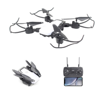 RC Drones With Camera HD 1080P RC Helicopter With High Hold RC Quadrocopter With Camera Drone Profissional Toys For Children #E