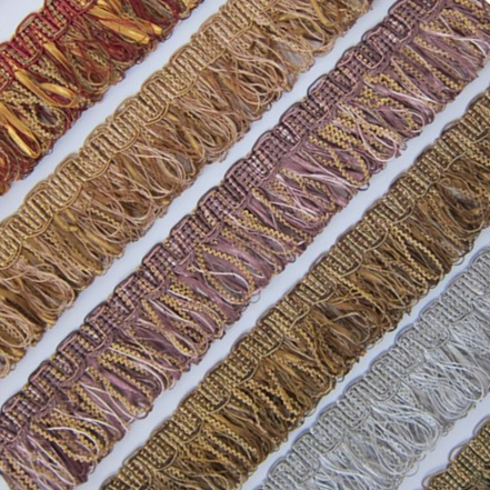 14 assorted colours and designs BRAID trim sold by the metre