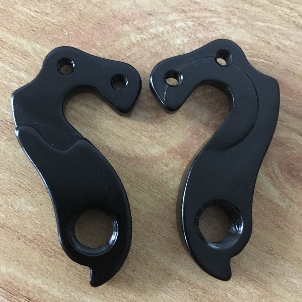 2pcs For Ghost # EZ1954 Andasol Cross HTX 29 Kato Lanao HT Tacana Bike Gear Mech Rear Derailleur Hanger Dropouts with Screws 235