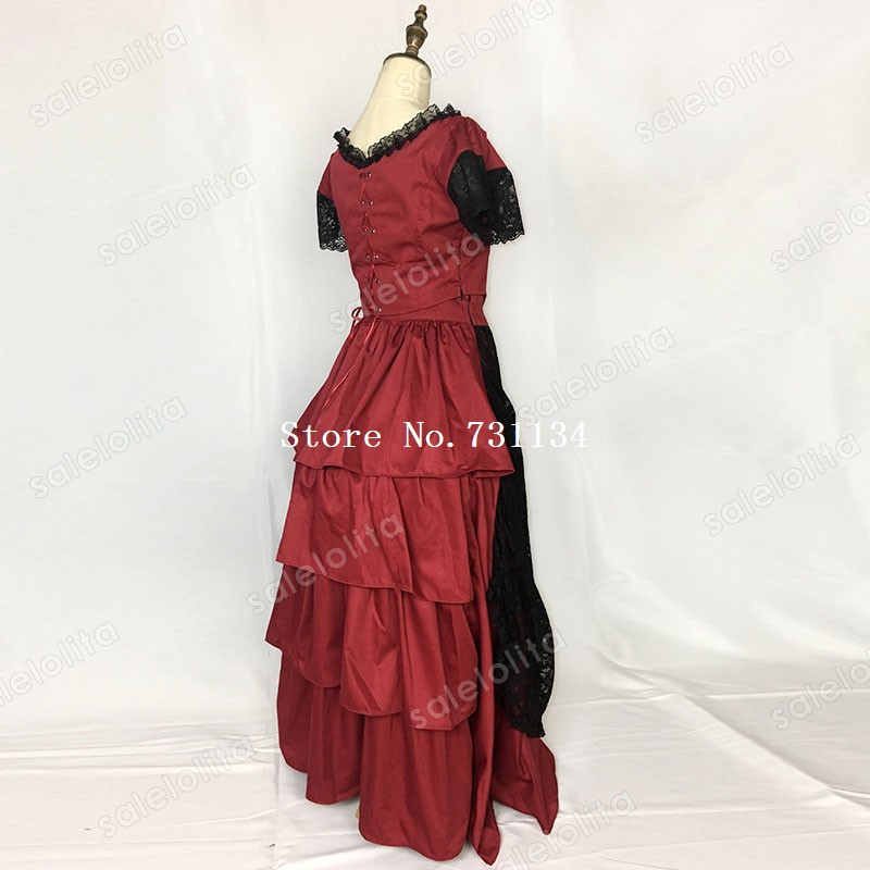 fd26ca751652 Vintage Steampunk Corset Edwardian Style Dresses Medieval Masquerade Gothic  Dress-in Dresses from Women's Clothing on Aliexpress.com | Alibaba Group