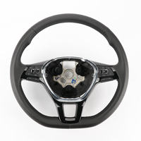 1PC New Steering Wheel MFS Multifunction Black For VW Jetta MK6 Passat NMS New Tiguan 5TD 419 091 D EQQ